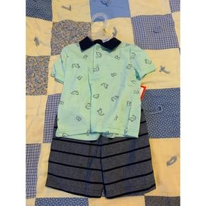 🦖NWT Boy Summer Outfit 🦖